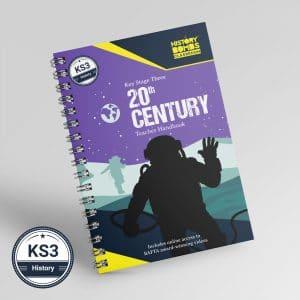 20th Century Teacher Handbook for KS3 and GCSE students taking history by History Bombs.