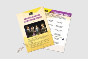 Industrial Revolution Did Everyone Benefit teacher resource activity pack for KS3 history by History Bombs.