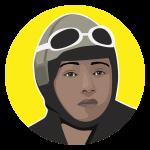 History Bomb avatar called Coleman.